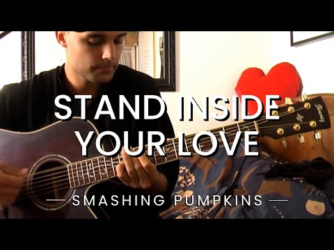 Stand Inside Your Love - Smashing Pumpkins (Acoustic Cover by My Blue Clouds) ♫