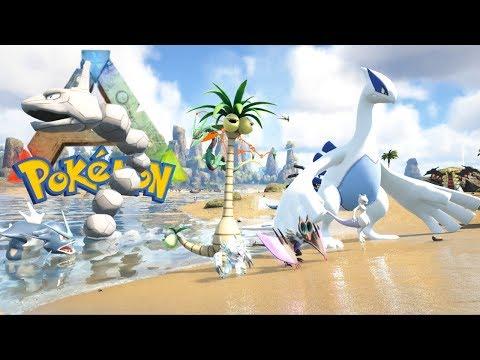 Ark Pokemon Evolved