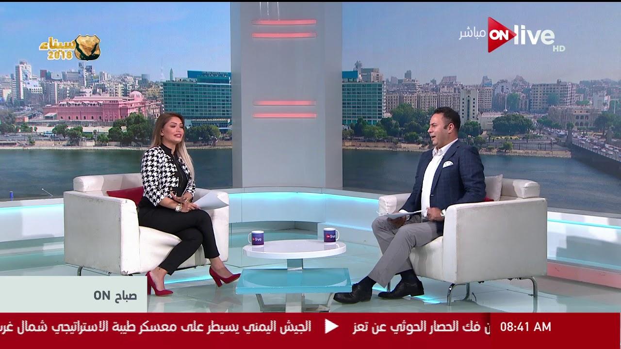 صباح ON - وزير الداخلية يتفقد موقع حادث الإسكندرية برفقة مدير الأمن