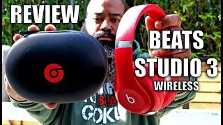 Review: Beats Studio3 Wireless May Be The New King of Active Noise Cancelling