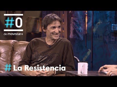 LA RESISTENCIA - Entrevista a Albert Pla | #LaResistencia 25.10.2018