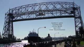 Duluth Harbor - Captain