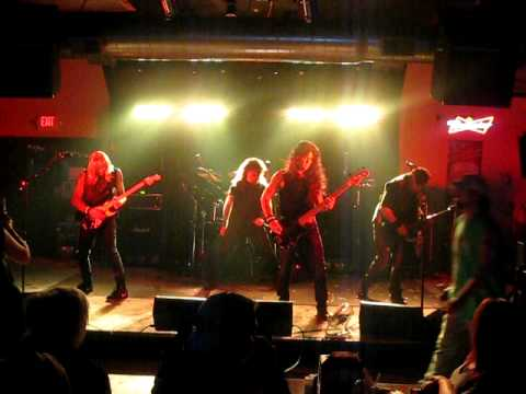 Iron Maiden 'Wrathchild' by St Louis tribute band ...