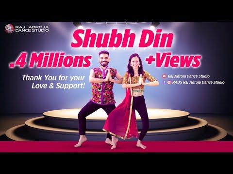 SHUBH DIN | PARMANU | RAJ ADROJA DANCE STUDIO
