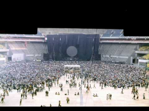 Pink Floyd Money Montreal 1977
