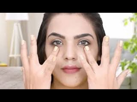 How to do foundation and concealer for covering dark circles   Medium Skin Tone