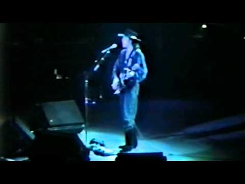 Stevie Ray Vaughan Live @ Rensselaer Polytechnic Institute, Troy, NY 11/12/1989