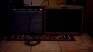 Fender amps comparative 3/4 - Blues Deluxe 90's X Deluxe Reverb '65 Reissue