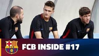 The week at FC Barcelona #17