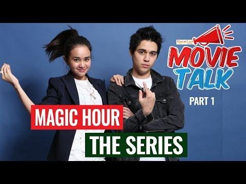 Magic Hour Series - Q&A Michelle Ziudith & Maxime Bouttier [Part1]