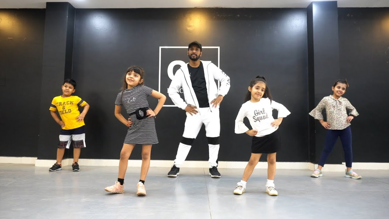Dance Tutorial for 3 to 7 years Kids | 5 Basic Steps | Deepak Tulsyan | G M Dance | Part 5 #withme