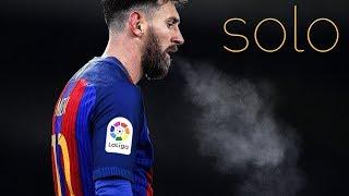 Lionel Messi | Solo || 2016/17