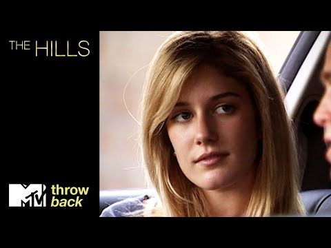 'Heidi's Infamous Pregnancy Test' Official Throwback Clip | The Hills | MTV