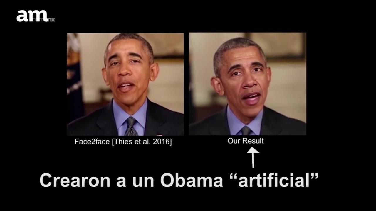 Resultado de imagen de entrevista inteligencia artificia Obama