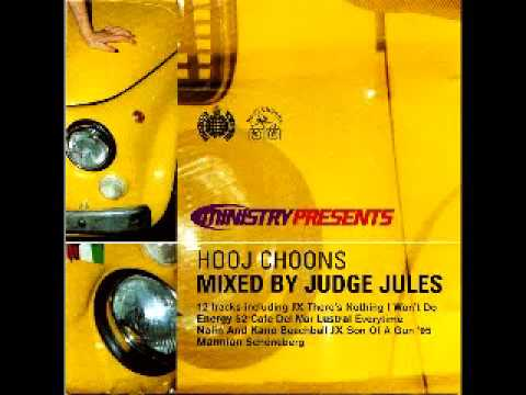 Ministry Presents Hooj Choons Mixed by Judge Jules 1998