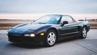 Kevin's NSX!