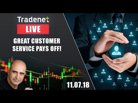 Live Day Trading room streaming - Great customer service pays off!