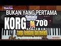 BUKAN YANG PERTAMA - KORG PA 700 TANPA KENDANG