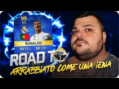 ARRABBIATO COME UNA IENA !!! FIFA 16 RTD1