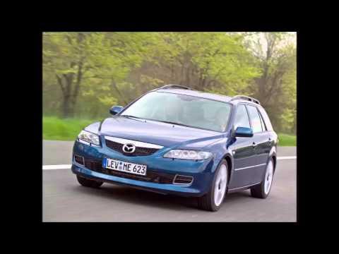 2005 Mazda 6 Wagon Facelift - YouTube