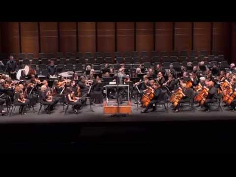 Austin Civic Orchestra Performing A Fistful of Dollars by Ennio Morricone
