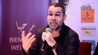أخبار اليوم |مؤتمر الفنان يوري مرقدي وملكات جمال العرب بتونس