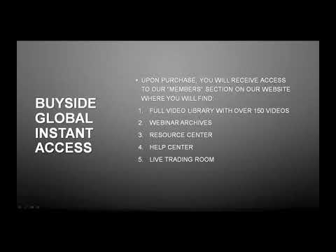 Grow a Small Account in the Current Market – Buyside Global
