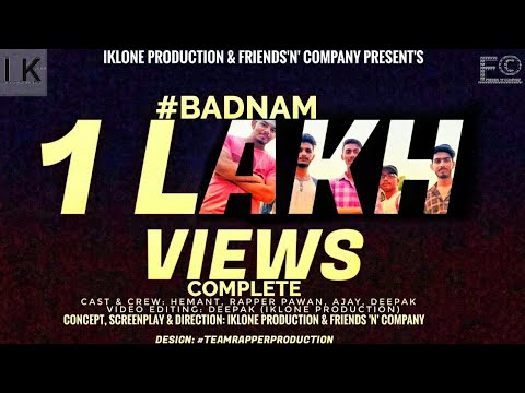 Badnam 2| iklone production | Mankirt Aulakh Feat Dj Flow | Sukh Sanghera | Singga | Speed Records