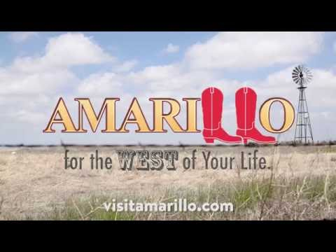 Amarillo - For the WEST of Your Life