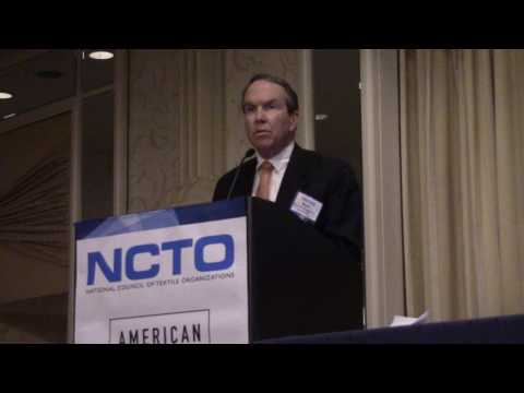 NCTO Chairman Rob Chapman gives State of the Textile Industry Address