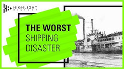 The Greatest Commercial Maritime Disaster in History