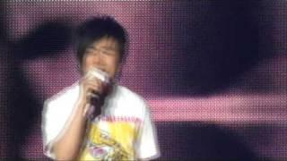 Anson Hu 胡彥斌《Fun Run》: 北京朝陽公園李寧夜跑晚會(第2場)