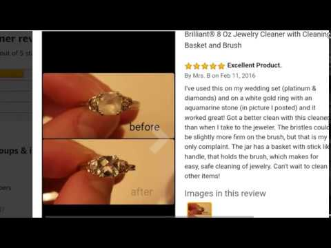 Best Jewelry Cleaner | Amazon's Best Selling Jewelry Products Review