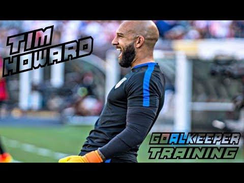 Tim Howard / Goalkeeper Training !