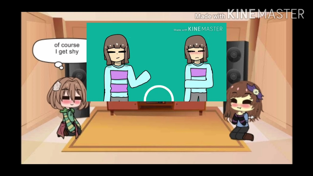 Download Chara and frisk react to charisk memes