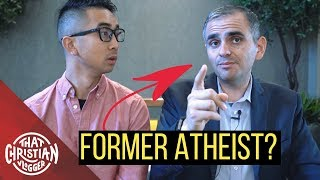former atheist shared what changed his mind