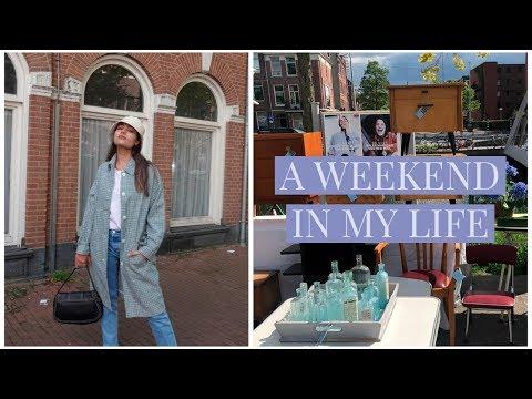 A REGULAR WEEKEND IN HOLLAND