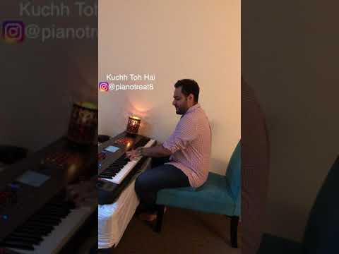 Kuchh Toh Hai | Reprise Cover | Piano Treat | Armaan Malik | Do Lafzon Ki Kahani