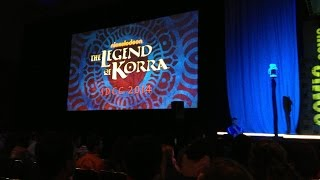 SDCC 2014: Legend of Korra Panel: Moving Online + Book 4 Probably Being the Last