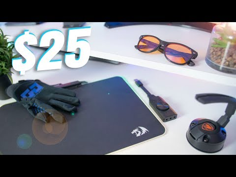 Cool Gaming Accessories Under $25 | Ep1