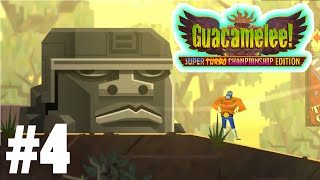 Guacamelee Super Turbo Championship Edition - Part 4 - Enchilada Recipe