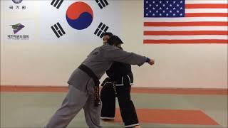 Motion: Undong (운동): Jung Shin Sin Moo Hapkido
