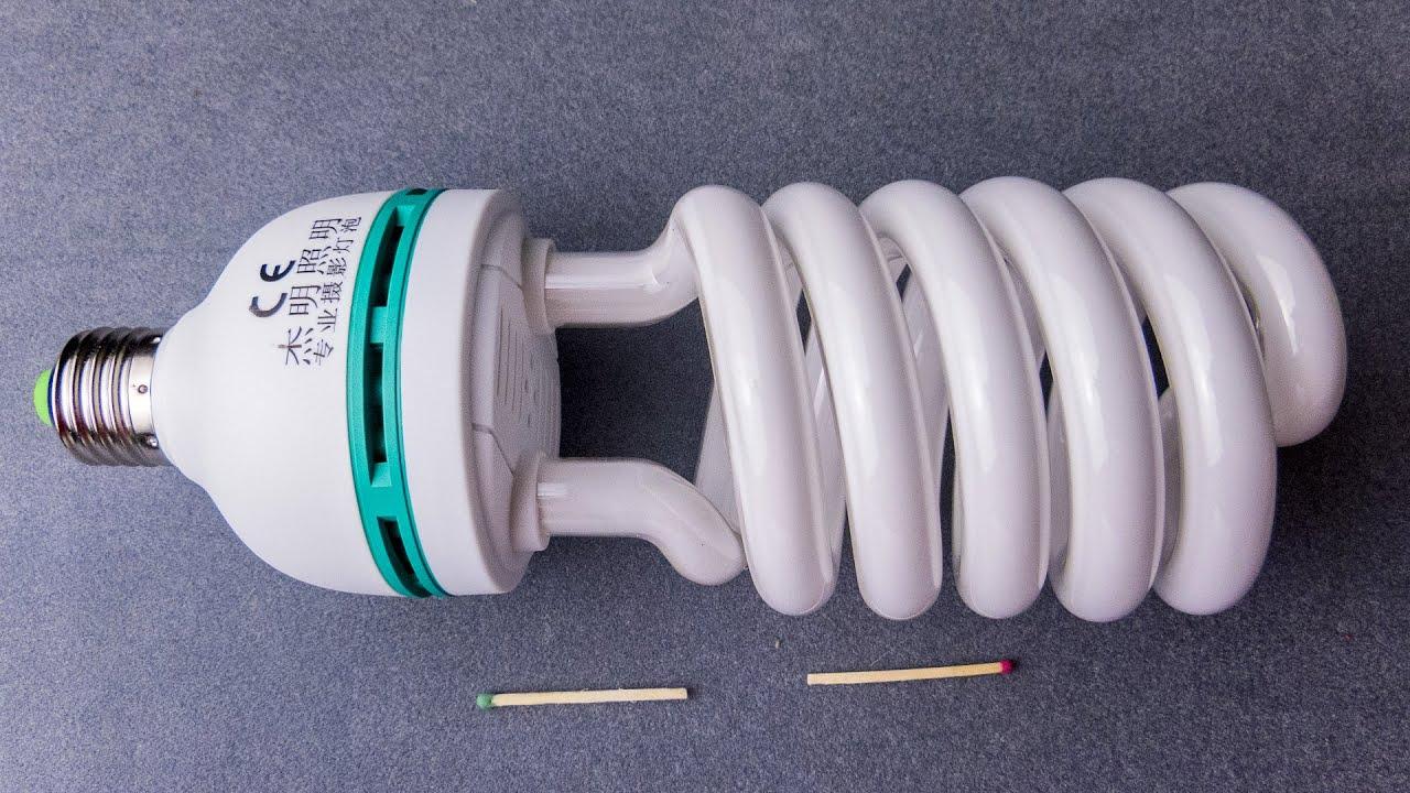 Посылка с AliExpress: Лампа дневного света для софт-бокса ...