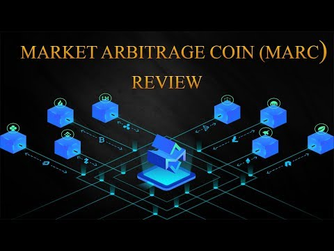 Market Arbitrage Coin (MARC) Review l Proof Of Stake l Masternode #Marc #Stake #Masternode