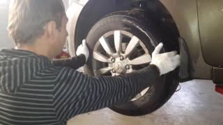 видео Ремонт ходовой части автомобилей Kia, ремонт ходовой Киа