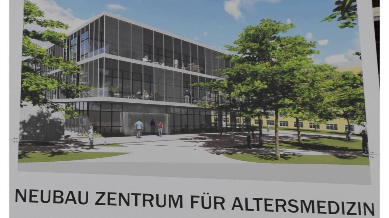 Leuchtturmprojekt: Zentrum für Altersmedizin der Barmherzigen Brüder in Regensburg