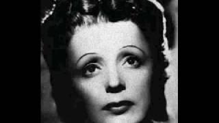 Edith Piaf - Les Marins - Ça fait des voyages