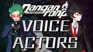 DANGANRONPA: Deadication - VOICE ACTORS REVEALED!