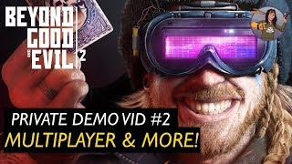 Beyond Good & Evil 2 | Multiplayer, Seamlessness & More | Private Demo Vid #2