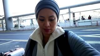 Narita Airport, Tokyo Japan Dec 2012